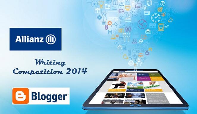 Kompetisi Blog Allianz 2014 Untuk Blogger