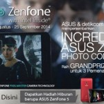 Kontes Asus Zenfone Photo Competition