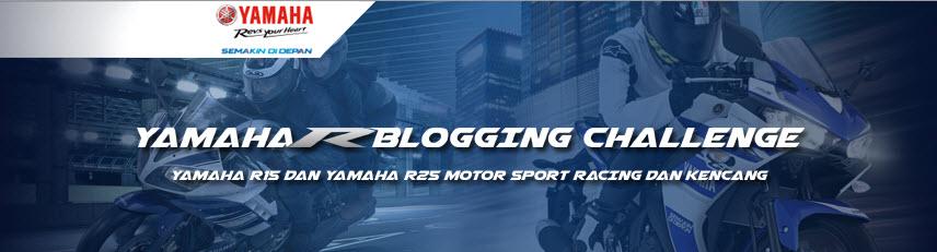 SEO Kontes Yamaha R Blogging Challenge