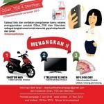 Kontes Foto Produk Q-San TSS Hadiah Utama Sepeda Motor