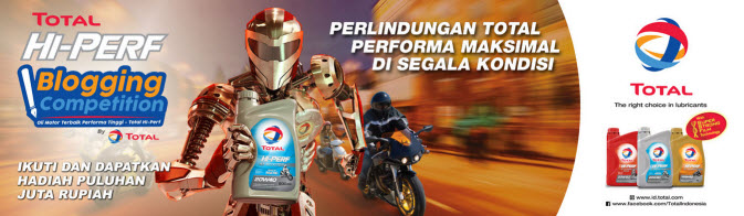 Total HI-Perf Blogging Competition 2015