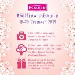 Kontes Foto #SelfiewithEskulin