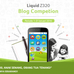 Acer Liquid Z320 Blog Competition