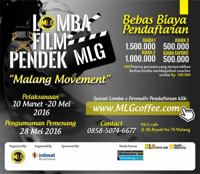 Lomba Film Pendek MLG Malang Movement
