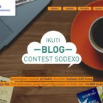 Blog Contest Sodexo