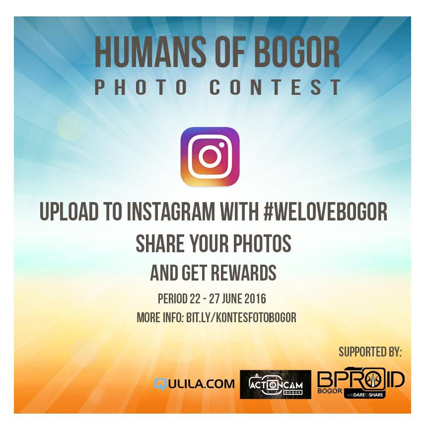 Kontes Foto Humans Of Bogor