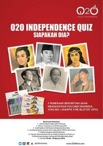 POP O2O Independence Day