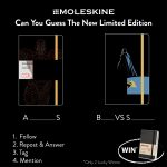 Kuis Moleskine, Can You Guess The New Limited Edition?