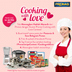 Kontes Foto Pronas Cooking with Love