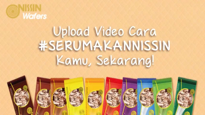 Video Challenge #SeruMakanNissin