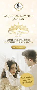 Banner Putri Purbasari 2017