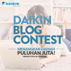 blog contest daikin