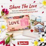 Gratis!!!Liburan Romantis ke Bali dari Loaker