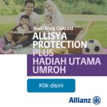 Blog Kontes Allianz Syariah Berhadiah Umrah